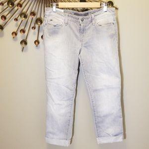 Joe's Socialite Kicker Jean's-light grey wash